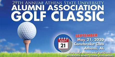 2020 Alumni Association Golf Classic tickets