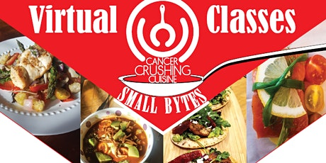 Small Bytes Virtual Cooking Class tickets