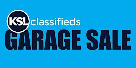 KSL Classifieds Garage Sale in Ogden tickets