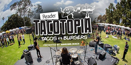 Reader Tacotopia 2020: Tacos vs Burgers Presented by Anheuser-Busch- 21+ tickets