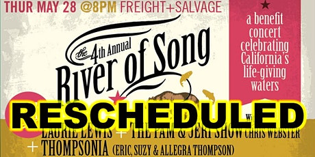 River of Song: A Musical Celebration of California's Life-Giving Waters tickets