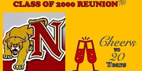 Northview High School Class of 2000 Twenty Year Reunion tickets