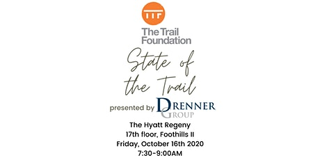 The Trail Foundation's State of the Trail presented by Drenner Group tickets
