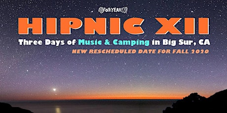 HIPNIC XIII May 21, 22, 23 2021   (Moved From 2020) tickets