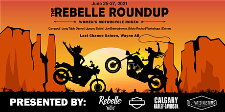 the Rebelle Roundup 2021 tickets