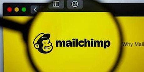 Online Mailchimp for Beginners tickets