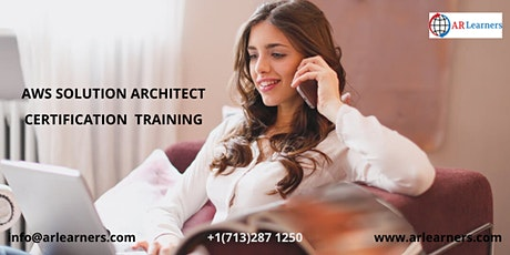 AWS Solution Architect Certification Training Course In Applegate, CA,USA tickets