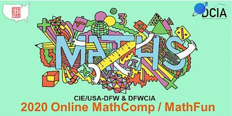 Parenting Seminar (2020 Online MathComp/MathFun) tickets