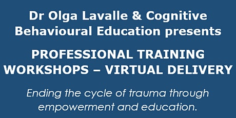 Trauma Informed Practice Skills  for Working with Children and Adolescents tickets