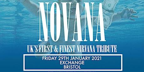 Novana tickets