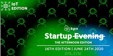 16th KPN Startup Evening tickets
