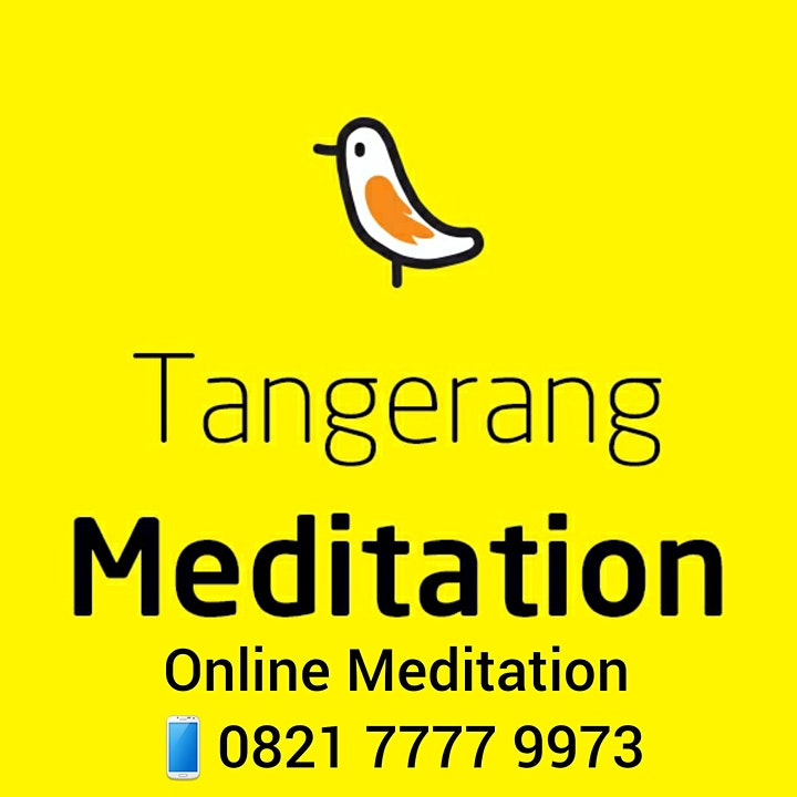 Finding How to Live Truly @Tangerang Meditation (online) image