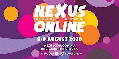 Nexus Online tickets