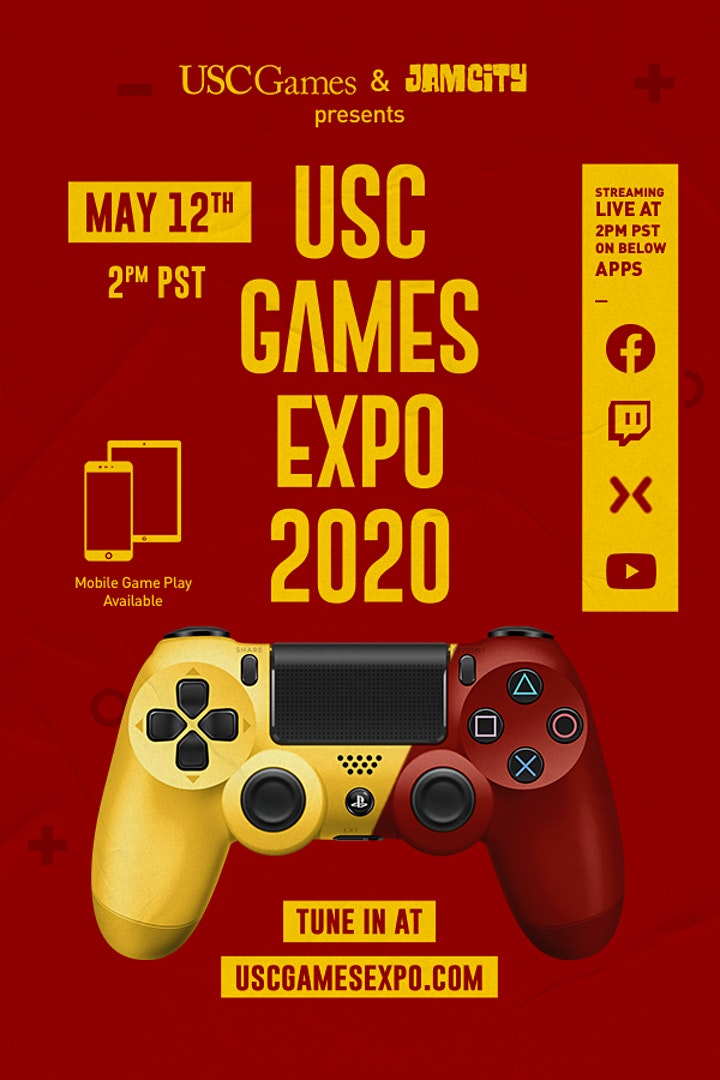 USC Games Expo 2020 image