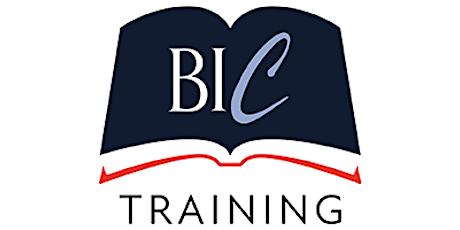 BIC's Metadata Primer Half-Day Training Course tickets