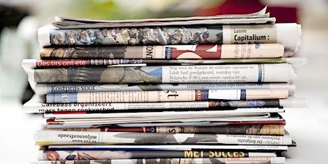 Relations Presse / Rédaction de communiqués de presse - Belga Workshop billets