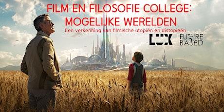 Online film en filosofie college: Mogelijke Werelden. tickets