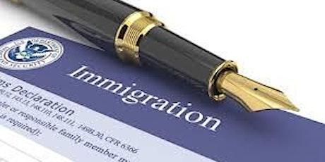 Nigeria To USA Visa- Family Based Petitions ( Spousal/Fiance Visa)   1 Day Seminar ( Lagos Nigeria )  Series 1 tickets