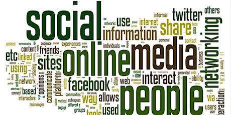 Médias Sociaux & RP online - Belga Workshop billets