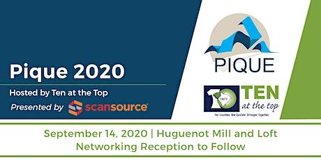 Pique 2020—NEW DATE! tickets