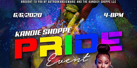 Pride Kandie Shoppe tickets