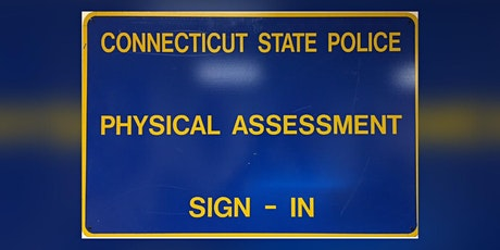 Connecticut State Police Physical Fitness Assessment tickets