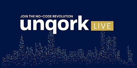 Unqork Live tickets