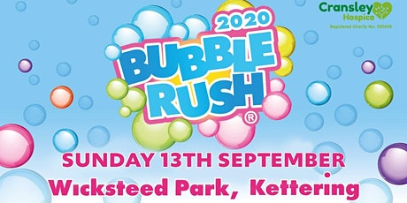 Bubble Rush 2020 - New Date tickets