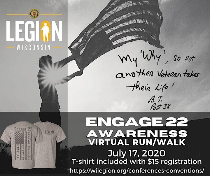 Engage 22 Awareness Walk image