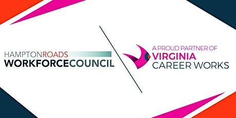 Virginia Career Works -Job Search Strategies Workshop tickets
