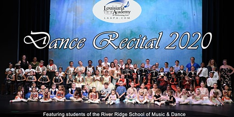 River Ridge School of Music & Dance - Summer Dance Recital 2020 tickets