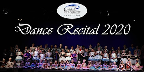 Mandeville School of Music & Dance - Summer Dance Recital 2020 tickets