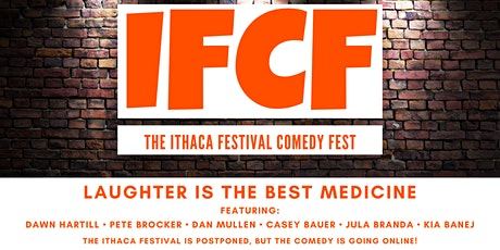 Ithaca Festival Comedy Festival:  Best for Last tickets
