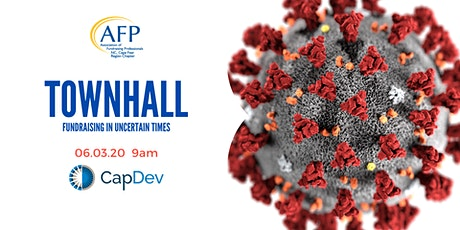 AFP Cape Fear TownHall with CapDev tickets