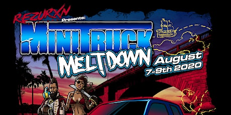 MiniTruck Meltdown tickets