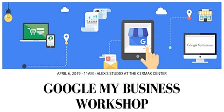 Google My Business Workshop (Webinar) tickets
