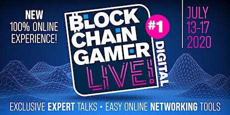 Blockchain Gamer LIVE! Digital #1 tickets
