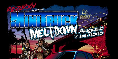 Copy of MiniTruck Meltdown tickets