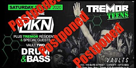 Tremor Teens Presents MKN tickets