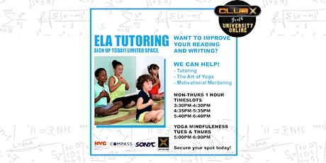 ELA Integrated Tutoring  tickets