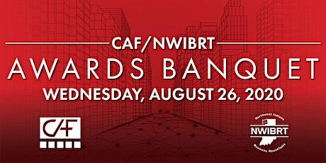 2020 CAF/NWIBRT Safety Awards Banquet tickets