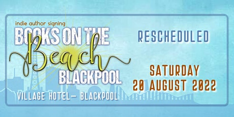 Books on the Beach Signing - Blackpool 2022 tickets