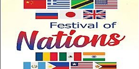 3rd Annual Festival of Nations, Hosted by Sister Cities of Durham -  Call for VENDORS tickets
