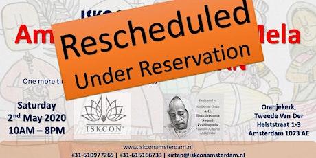 Amsterdam Kirtan Mela 2020 tickets
