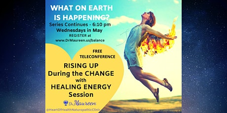 What on Earth is Happening? Change - Transcending Through Crisis tickets