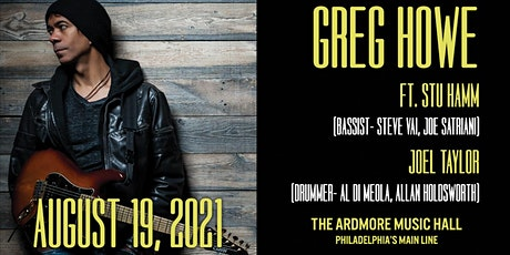 Greg Howe ft. Stu Hamm + Joel Taylor tickets