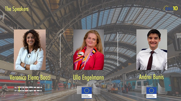 Immagine Rail Industry in COVID-19 Era:  Policy Developments and Activities