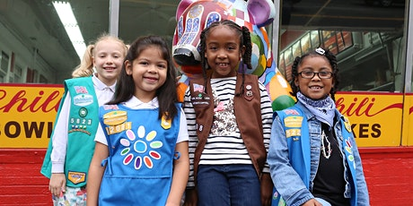 Girl Scouts are Virtual - Volunteering in a new age! bilhetes