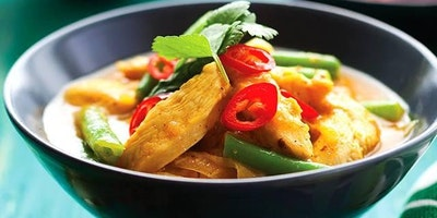 Your Favourite Thai Curries