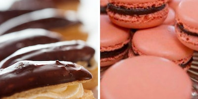 Petit Fours: The Art of Miniature Confectionary